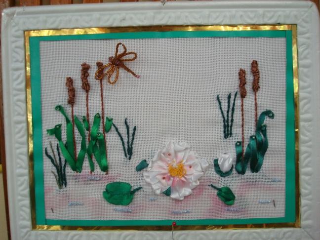 Проекты по технологии вышивка лентами
